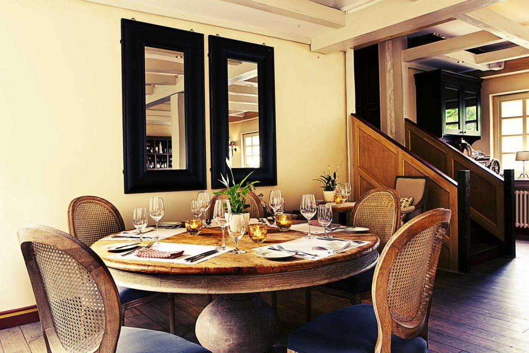 Genießen Sie im Restaurant Redüttchen Bad Godesberg leckeres Menüs und vieles mehr.