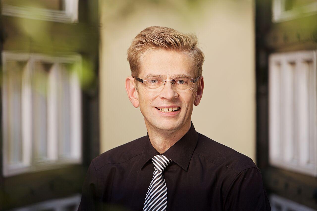 Klaus W. Sasse ist an diesem Abend Ihr Gastgeber bei dem Kochevent Redüttchen & Firends.
