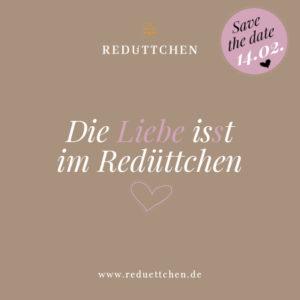 Valentinstagsmenü im Restaurant Redüttchen!