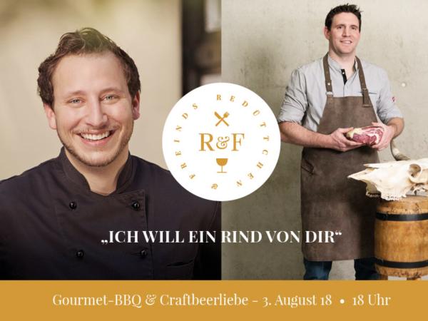 Reduettchen & Friends im Restaurant Redüttchen!